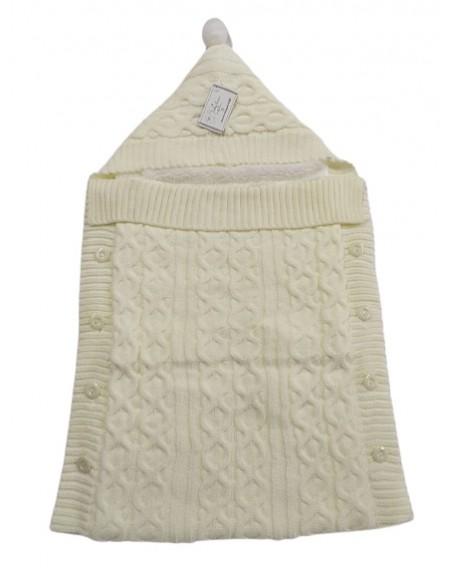 Baby sacco lana taglia unica 0-12 mesi