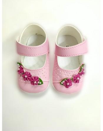 Scarpe bambolina neonata mesi