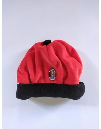 Cappello invernale del milan 0-3  mesi neonato