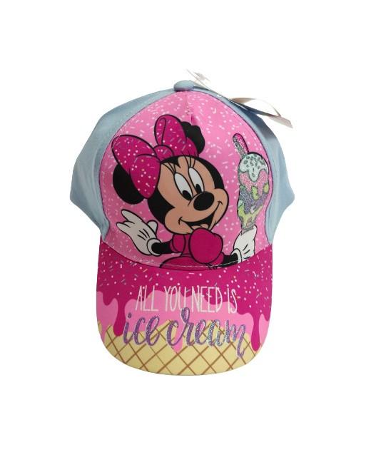 Cappello minnie berretto taglia regolabile
