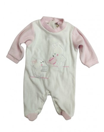 Tutina ciniglia neonato mesi