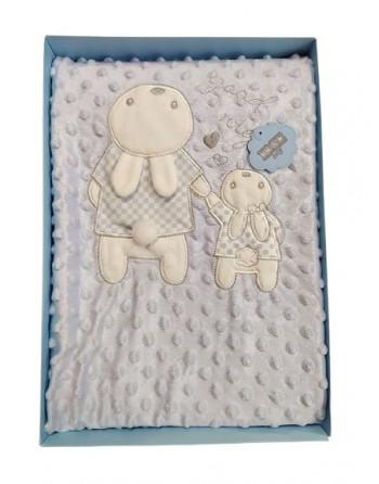 Copertina invernale neonato culla lettino