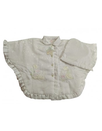 Mantella invernale neonata mesi