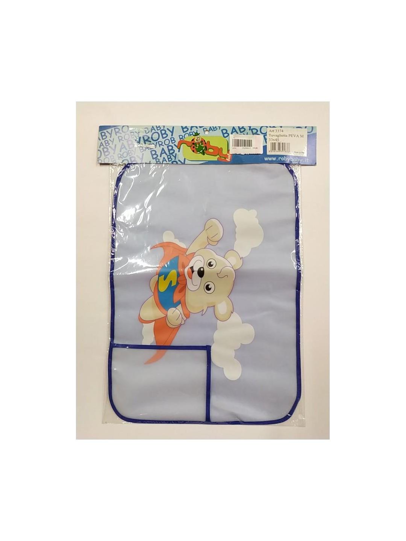 Tris quadrati neonata cotone