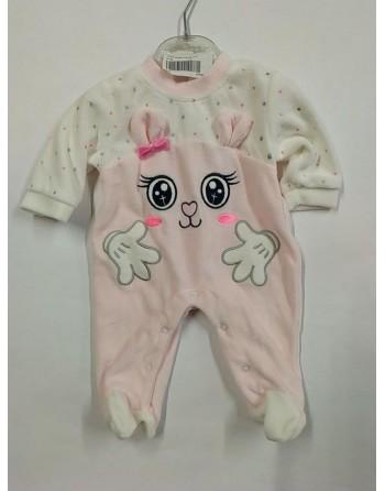 Tutina ciniglia neonata mesi