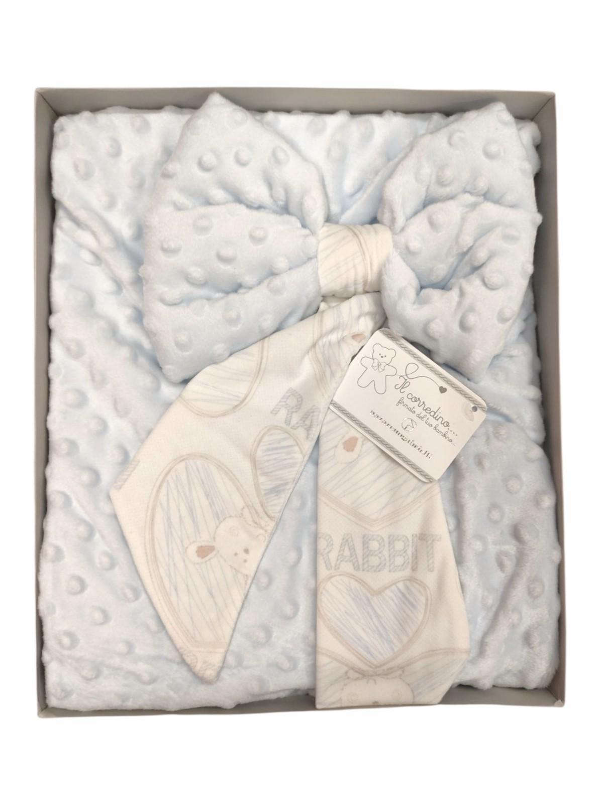 Copertina lettino 110x140cm invernale