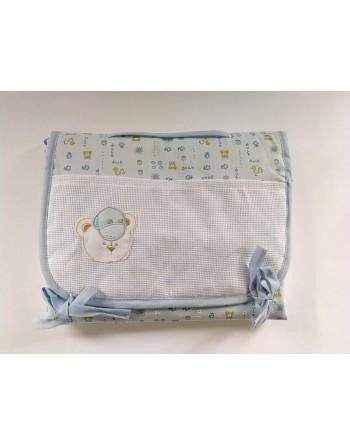 Baby sacco lana