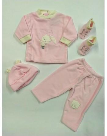 Set regalo neonato 0-3 mesi