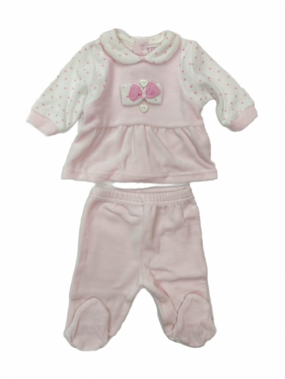 Clinico ciniglia neonato 0-3 mesi
