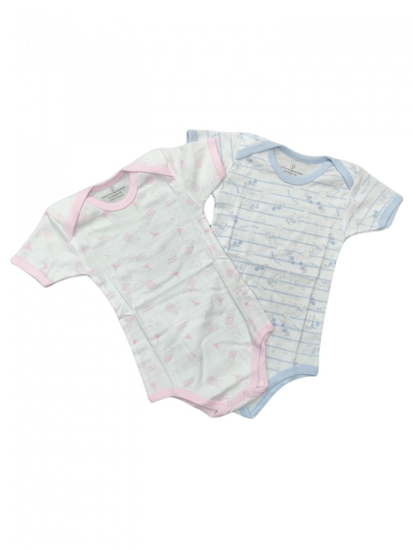 Body nazareno gabrielli caldo cotone mezza manica mesi neonato