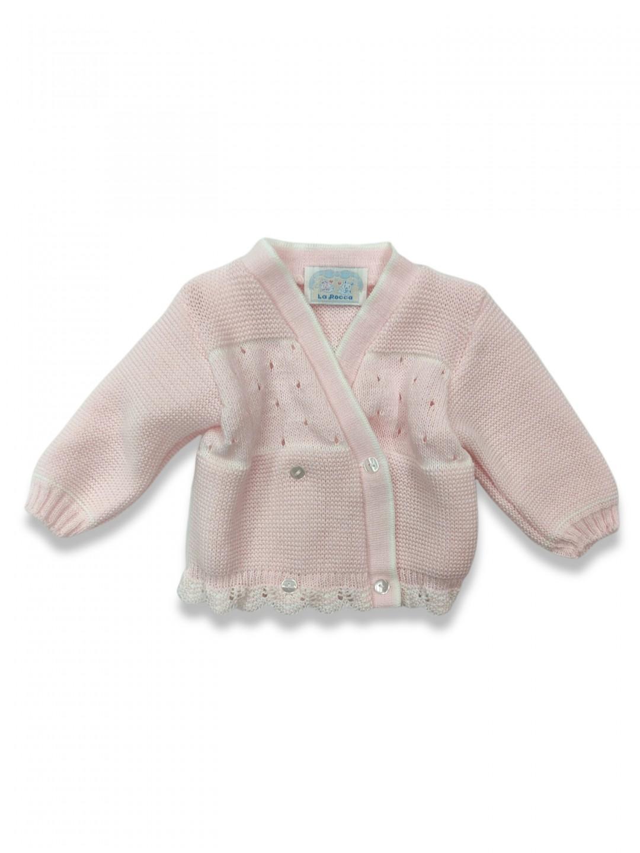 Giacchino in lana 0-3 mesi