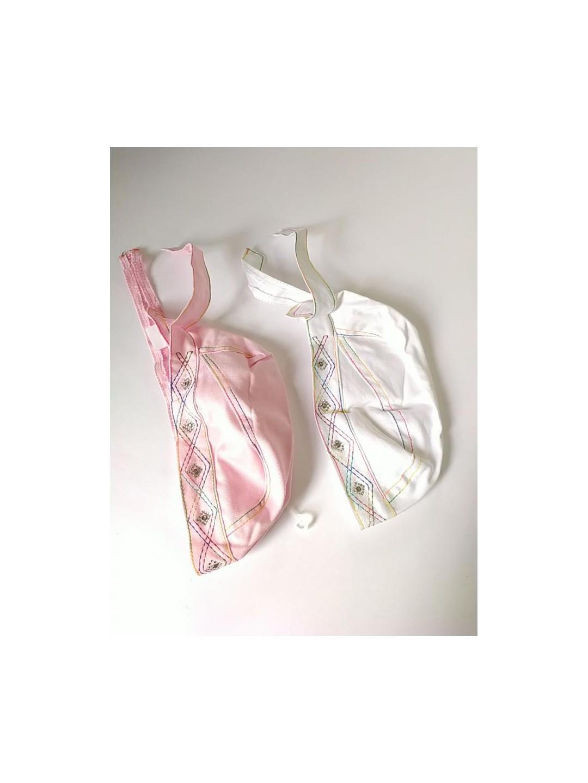 Bandane cotone neonato da 0 a 12 mesi