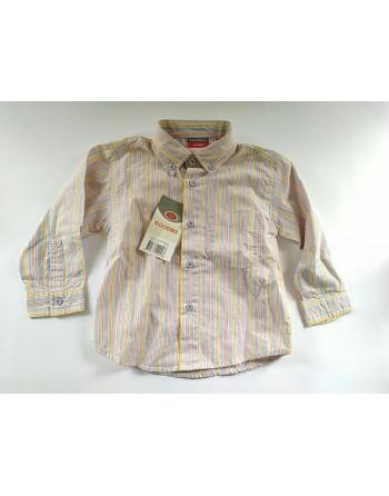 Camicia mesi cotone neonato