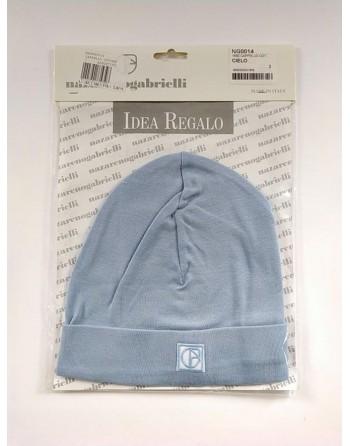 Cappello cotone 2-5 anni