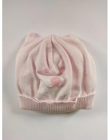 Cappello cotone neonato mesi