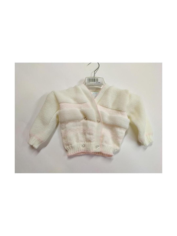 Giacchino lana neonato 0-3 mesi